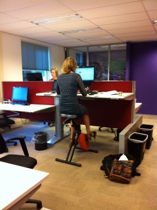 Deskbike