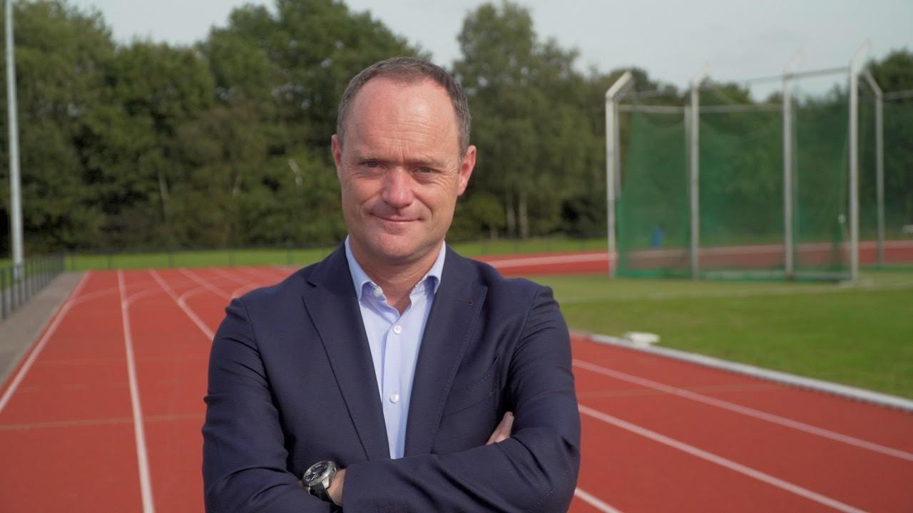 Bert van Oostveen nieuwe directeur-bestuurder Kenniscentrum Sport