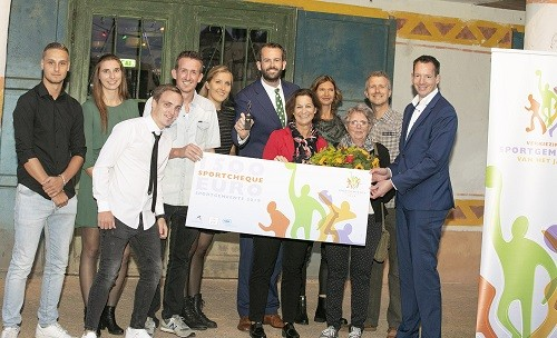 Gorinchem is Sportgemeente van het jaar 2019