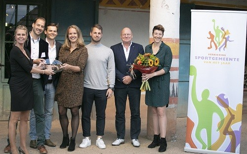 Gemeente Gorinchem Sportgemeente van het jaar 2019